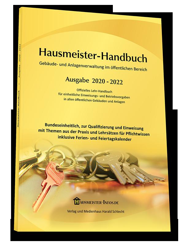 Hausmeister-Handbuch 2020 - 2022